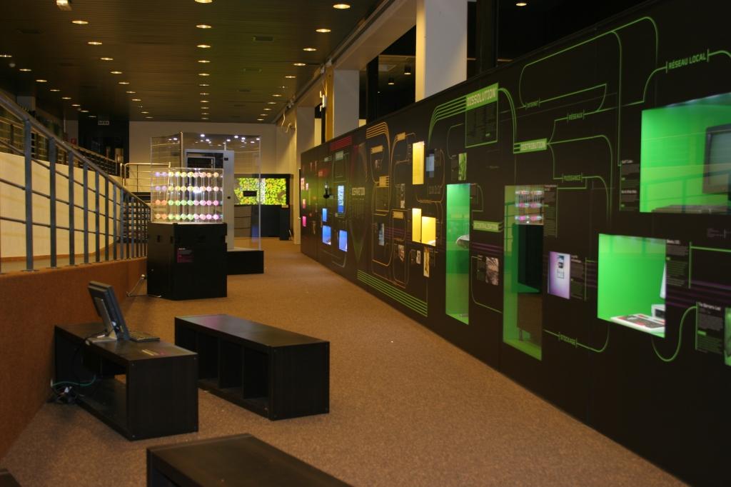 Musée Bolo (EPFL)